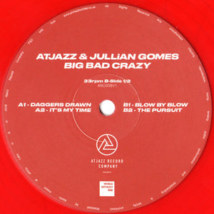"ATJAZZ & J. GOMES - BIG BAD CRAZY PT 2 12"" (ATJAZZ)"