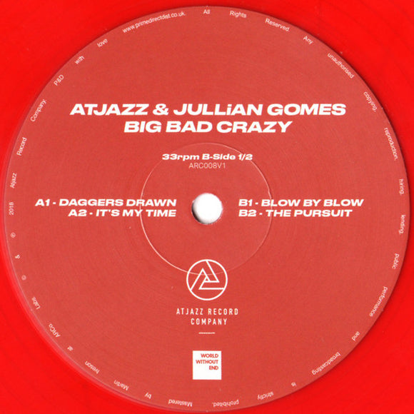 ATJAZZ & J. GOMES - BIG BAD CRAZY PT 2 12