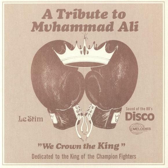LE STIM - A TRIBUTE TO MUHAMMAD ALI 12