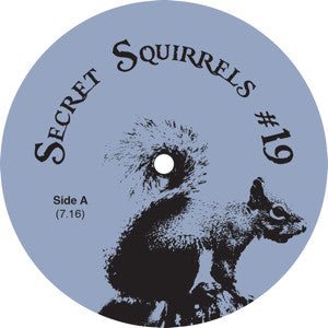 SECRET SQUIRREL - NO 19 12