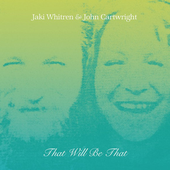 JAKI WHITREN - THAT WILL BE THAT 7