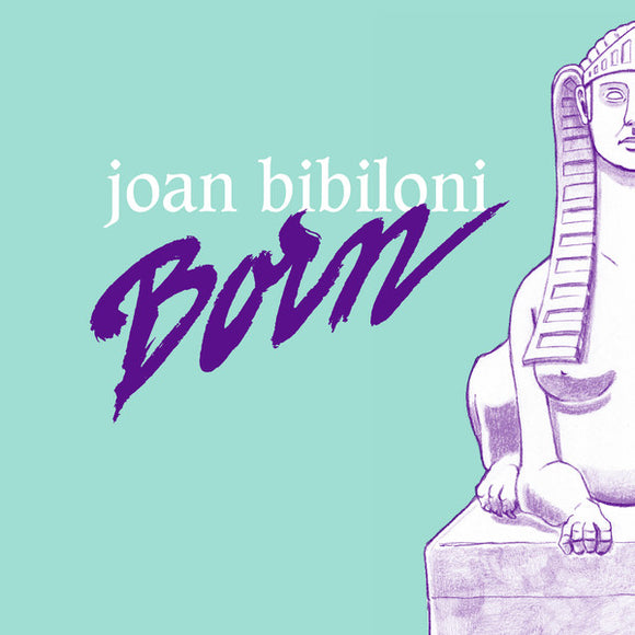 JOAN BIBLIONI - BORN LP (BORN)