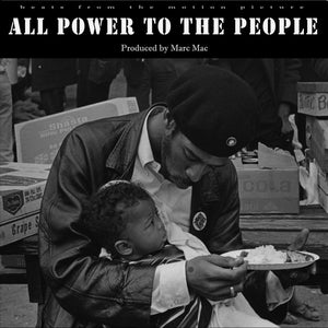 MARC MAC - ALL POWER TO THE PEOPLE LP (OMNIVERSE)