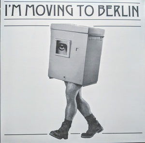 "BELL TOWERS - I'M MOVING TO BERLIN 12"" (COCKTAIL D'AMORE)"