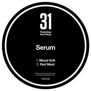 "SERUM - MIXED GRILL 12"" (31 RECORDS)"