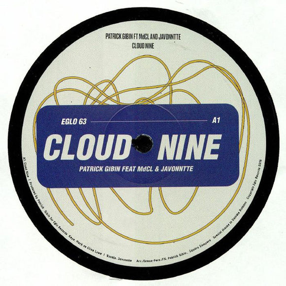 PATRICK GIBIN - CLOUD NINE 12