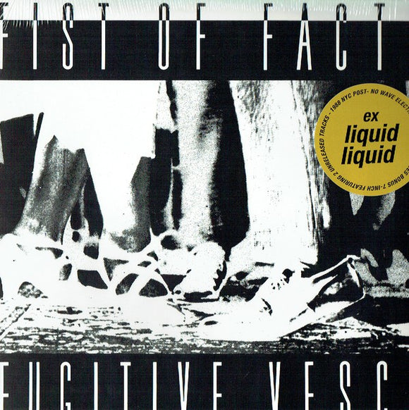 "FIST OF FACTS - FUGITIVE VESCO 12""+7"" (TELEPHONE EXPLOSION)"
