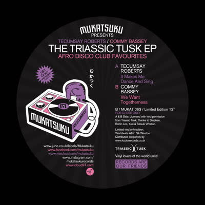 VARIOUS - TRIASSIC TUSK EP 12