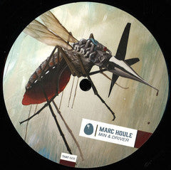 "MARC HOULE - MIN AND DRIVER EP 12"" (DIRTYBIRD)"