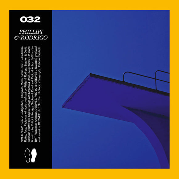 PHILLIPI & RODRIGO - PACIENCIA LP (DEEWEE)