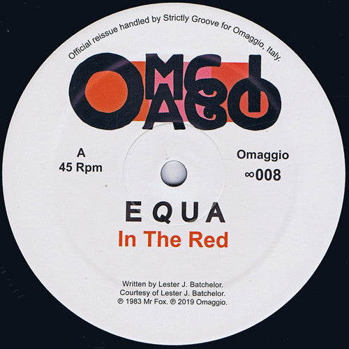 EQUA - IN THE RED 12