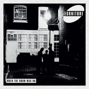 "FURNITURE - WHEN THE BOOM WAS ON EP 12"" (EMOTIONAL RESCUE)"
