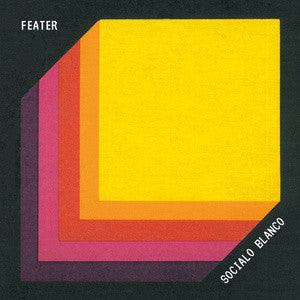 FEATER - SOCIALO BLANCO LP (RUNNING BACK INCANTATIONS)