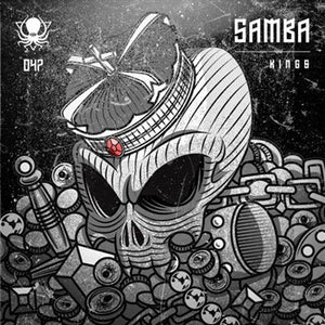 "SAMBA - KINGS 12"" (DEEP DARK & DANGEROUS)"