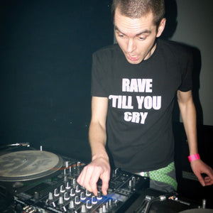 BOGDAN RACZYNSKI - RAVE 'TIL YOU CRY LP (DISCIPLES)