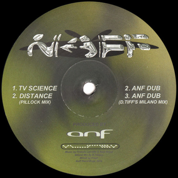 ANF - TV SCIENCE 12