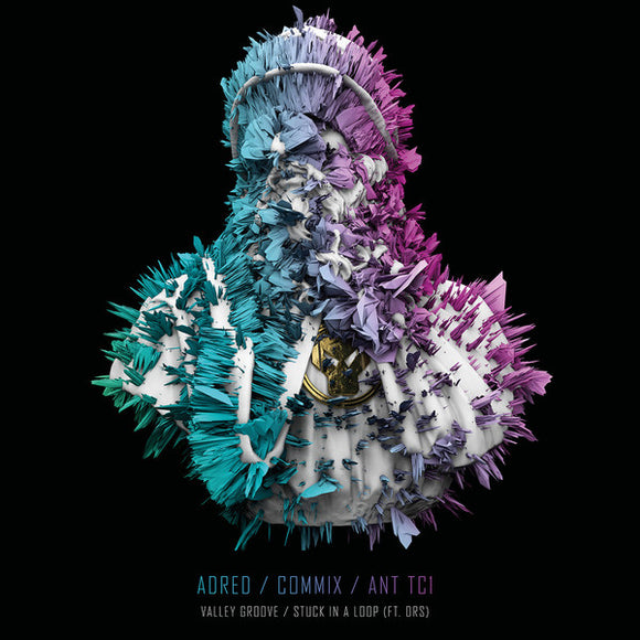 ADRED & COMMIX - VALLEY GROOVE 12