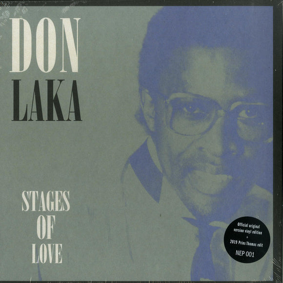 DON LAKA - STAGES OF LOVE 12