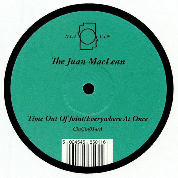 JUAN MACLEAN & Z.I.M. - TIME OUT OF JOINT/LOTUS 12