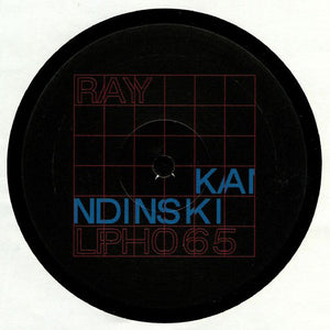 "RAY KANDINSKI - MULTIVERSE CONNECTION 12"" (LET'S PLAY HOUSE)"