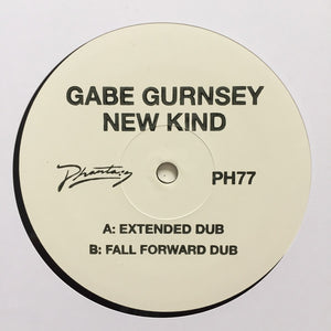 "GABE GURNSEY - NEW KIND 12"" (PHANTASY)"