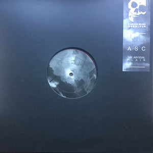 "ASC - THE ABYSSAL PLAIN 12"" (SAMURAI MUSIC)"