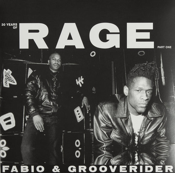 FABIO & GROOVERIDER - RAGE PART 1 DLP (ABOVE BOARD PROJECTS)