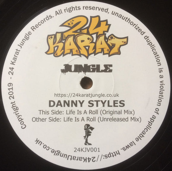 DANNY STYLES - LIFE IS A ROLL 12