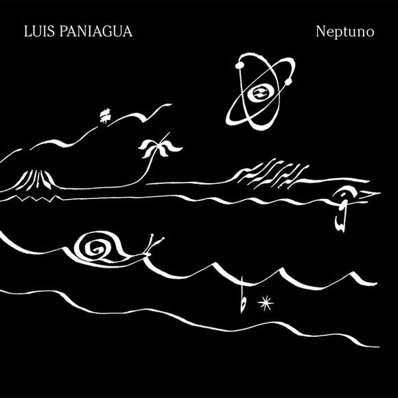 LUIS PANIAGUA - NEPTUNO LP (EMOTIONAL RESCUE)