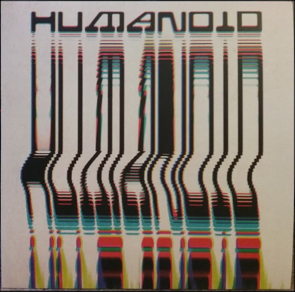 HUMANOID - BUILT BY HUMANOID LP (FSOLDIGITAL.COM)