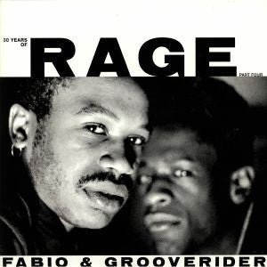 FABIO & GROOVERIDER - RAGE PART 4 DLP (ABOVE BOARD PROJECTS)