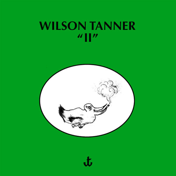 WILSON TANNER - II LP (EFFICENT SPACE)