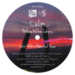 "CALM - BY YOUR SIDE REMIXES PT 1 12"" (HELL YEAH)"