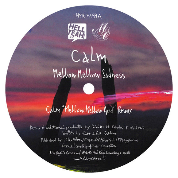 CALM - BY YOUR SIDE REMIXES PT 1 12