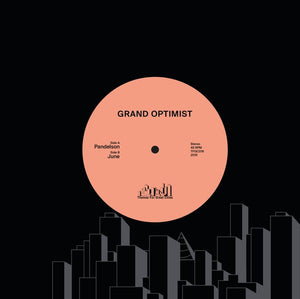 "GRAND OPTIMIST  - PANDELSON 7"" (THEMES FROM GREAT CITIES)"