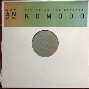 "KOMODO - RUNNING INTO THE SUN 12"" (NOT AN ANIMAL)"