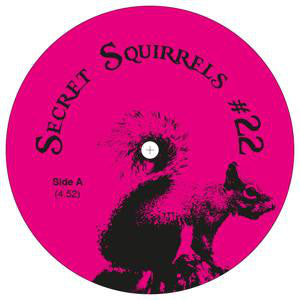 "SECRET SQUIRREL - NO 22 12"" (SECRET SQUIRREL)"