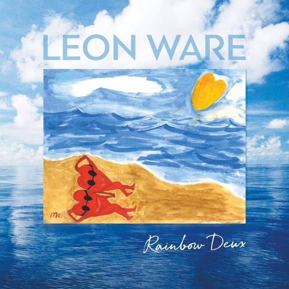 LEON WARE - RAINBOW DEUX DLP (BE WITH)