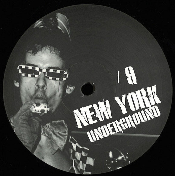 VARIOUS - NEW YORK UNDERGROUND #9 12