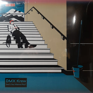 "DMX KREW - DON'T YOU WANNA PLAY? 12"" (GUDU)"