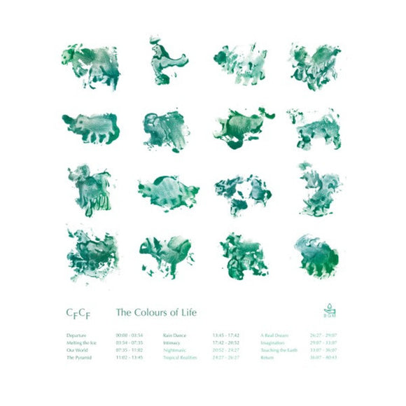 CFCF - THE COLOURS OF LIFE LP (BGM SOLUTIONS)