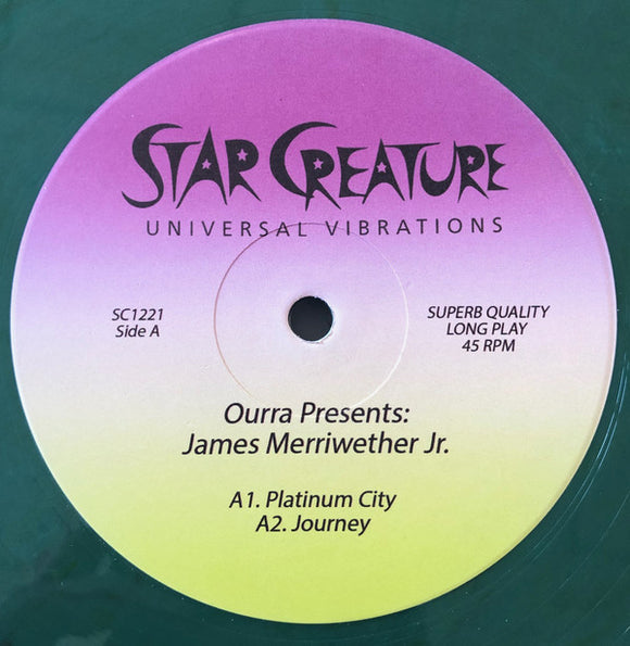 OURRA+J MERRIWETHER JR - PLATINUM CITY 12