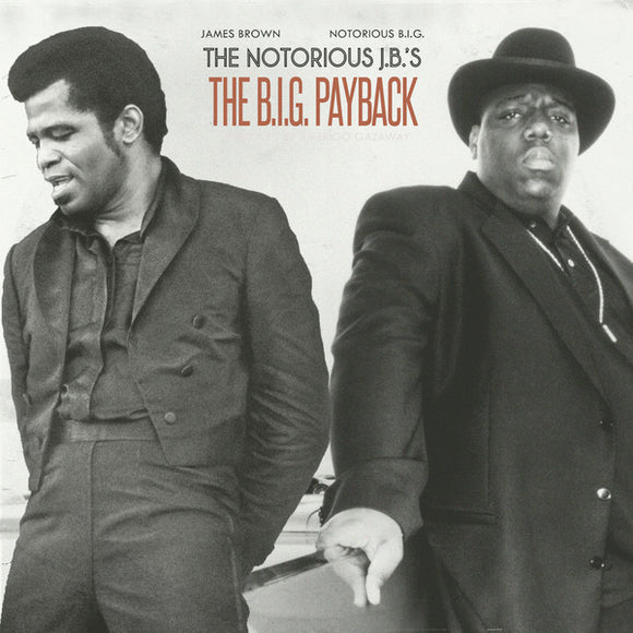 BIGGIE VS JAMES BROWN - B.I.G. PAYBACK LP (SOUL MATES)