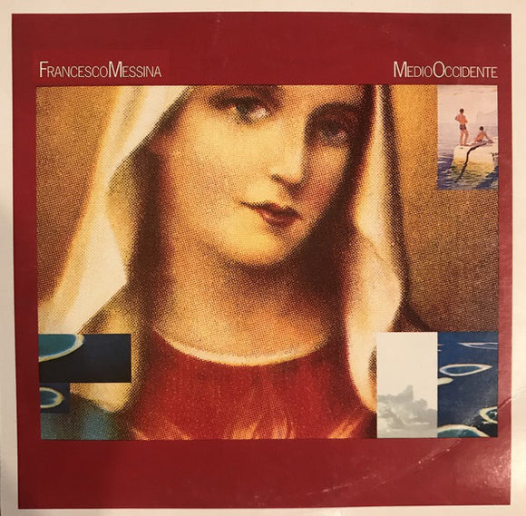 FRANCESCO MESSINA - MEDIO OCCIDENTE LP (BEST RECORD)