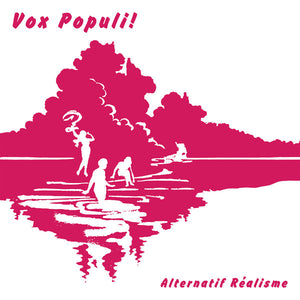 VOX POPULI - ALTERNATIF REALISME LP (EMOTIONAL RESCUE)