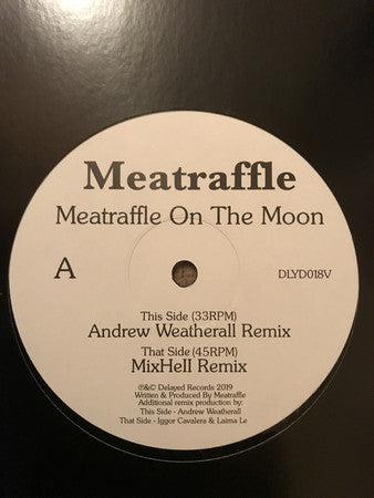 MEATRAFFLE - MEATRAFFLE ON THE MOON 12