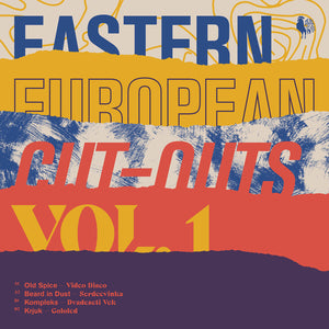 "VARIOUS - EASTERN EUROPEAN CUT-OUTS V1 12"" (THE VERY POLISH CUT-OUTS)"