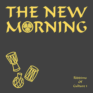 "THE NEW MORNING - RIDDIMS OF CULTURE 1 12"" (EMOTIONAL RESCUE)"