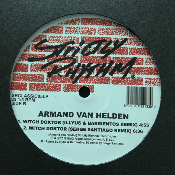 ARMAND VAN HELDEN - WITCH DOKTOR 2019 12