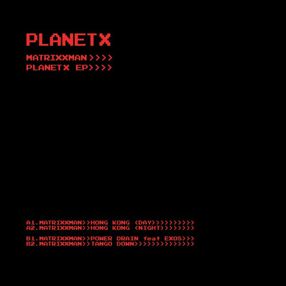 MATRIXXMAN - PLANET X EP 12
